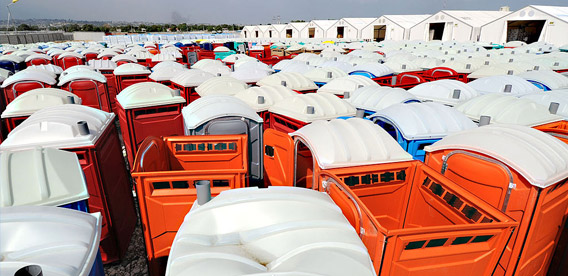 Champion Portable Toilets in Springfield, IL
